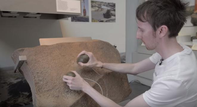 Stone Age Drum Kit