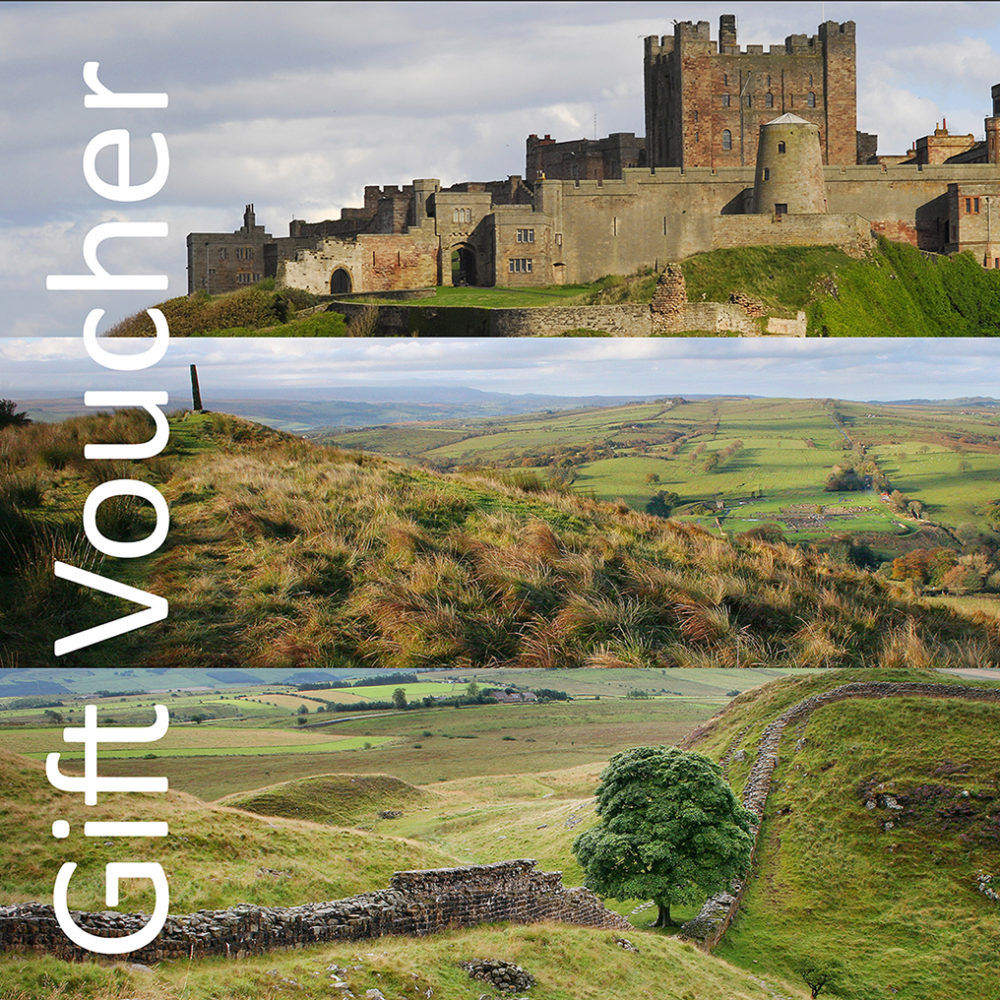Voucher - Tours Northern England